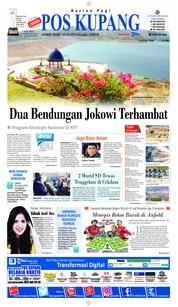 Cover Pos Kupang 19 Februari 2019