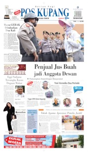 Pos Kupang Cover 20 May 2019