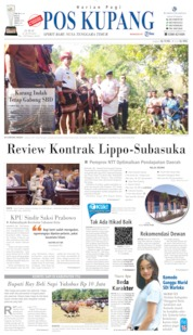 Pos Kupang Cover 21 June 2019
