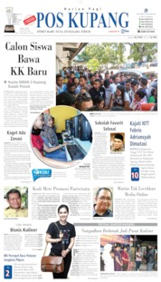 Pos Kupang Cover 25 June 2019