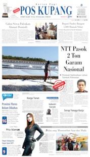 Cover Pos Kupang