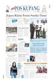 Cover Pos Kupang 01 Juli 2019