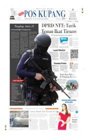 Cover Pos Kupang 02 Juli 2019