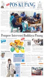 Cover Pos Kupang 04 Juli 2019