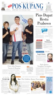 Cover Pos Kupang 05 Juli 2019