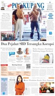 Cover Pos Kupang 06 Juli 2019