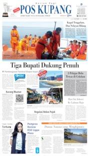 Pos Kupang Cover 10 July 2019