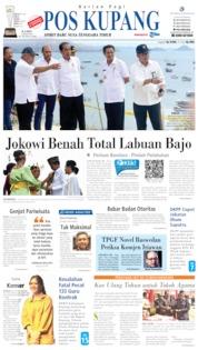Cover Pos Kupang 11 Juli 2019