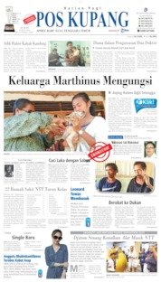 Pos Kupang Cover 19 July 2019