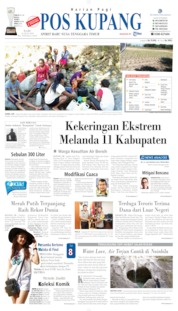 Pos Kupang Cover 24 July 2019