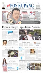 Pos Kupang Cover 20 September 2019