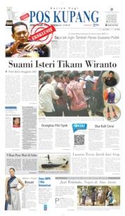 Cover Pos Kupang 11 Oktober 2019