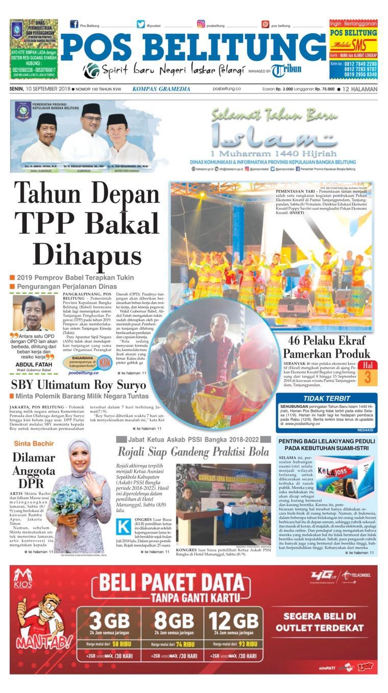 Belitung pos online dating