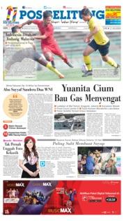 Pos Belitung Cover 21 February 2019