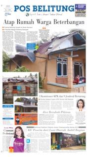 Cover Pos Belitung