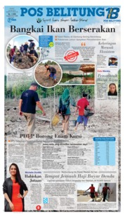 Pos Belitung Cover 24 July 2019