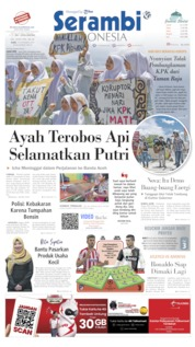 Serambi Indonesia Cover 18 September 2019