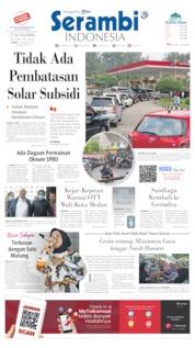 Serambi Indonesia Cover 17 October 2019
