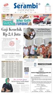Serambi Indonesia Cover 18 October 2019