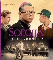 Soegija 100% Indonesia by Ayu Utami Cover