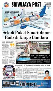 Cover Sriwijaya Post 17 Maret 2018