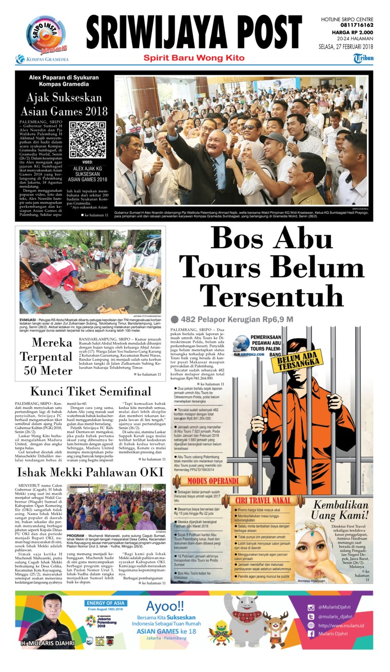 Asian post newspaper