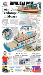 Cover Sriwijaya Post 21 Februari 2018