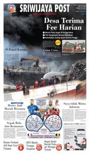 Cover Sriwijaya Post 10 Juli 2018