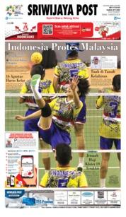Cover Sriwijaya Post 14 Agustus 2018