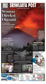 Cover Sriwijaya Post 17 Desember 2018