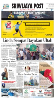 Cover Sriwijaya Post 11 Februari 2019