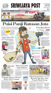 Cover Sriwijaya Post 24 Juni 2019