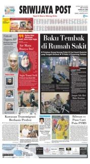 Sriwijaya Post Cover 02 August 2019