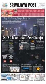 Sriwijaya Post Cover 05 August 2019