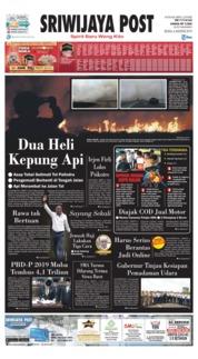 Sriwijaya Post Cover 06 August 2019