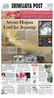 Sriwijaya Post Cover 16 August 2019