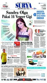 Cover Surya 26 Februari 2018