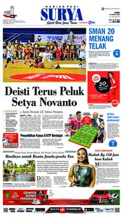 Cover Surya 25 April 2018