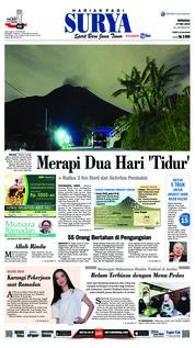 Cover Surya 27 Mei 2018