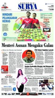 Cover Surya 15 Agustus 2018
