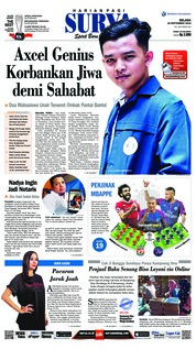 Cover Surya 18 September 2018