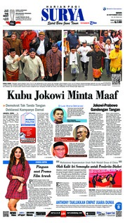 Cover Surya 24 September 2018