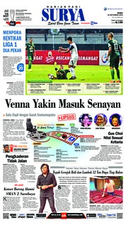 Cover Surya 26 September 2018