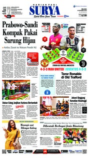 Cover Surya 23 Oktober 2018