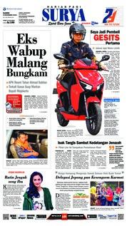 Cover Surya 08 November 2018