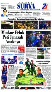 Cover Surya 10 November 2018
