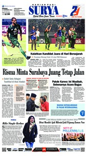 Cover Surya 11 November 2018