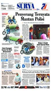 Cover Surya 21 November 2018