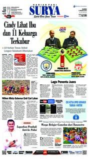 Cover Surya 03 Januari 2019