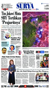 Cover Surya 04 Januari 2019
